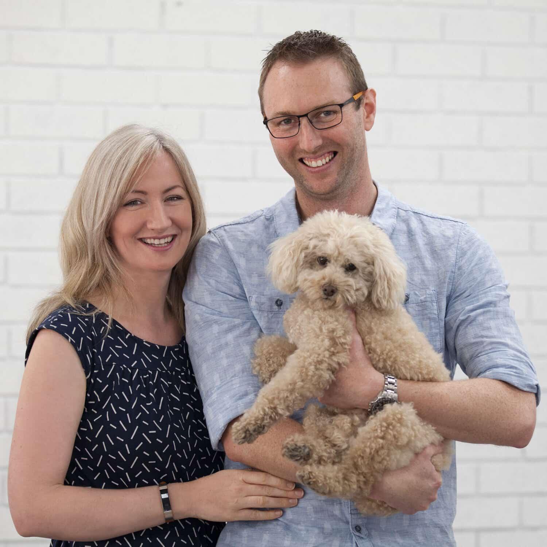 Susan and Nigel Cooper